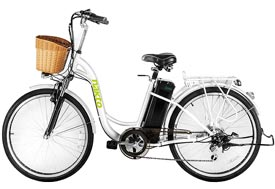 NAKTO Cargo Electric Bicycle ebike