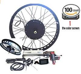 Theebikemotor Rear Wheel Conversion Kit