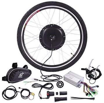 JAXPETY Front Wheel Conversion Kit