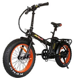 Addmotor Motan Folding Adult Electric Bike