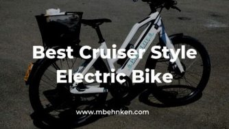 Best Cruiser Style Electric Bike