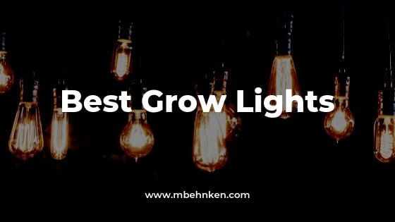 Best LED Grow Lights