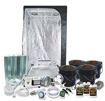 HTGSupply 3 x 3 Grow Tent Kit