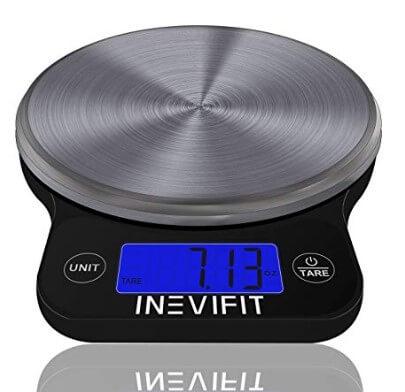 INEVIFIT Digital Kitchen Scale