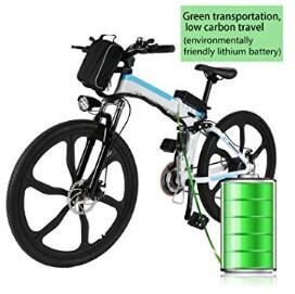 Kepteen 26 inch Electric Mountain Bike