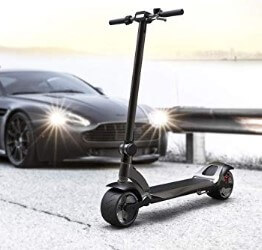 Mercane WideWheel Powerful Electric Scooter