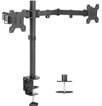 Monitor desk mount or stand