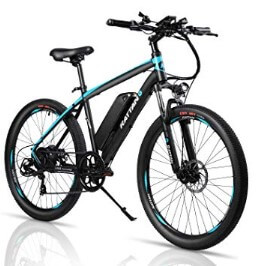 Rattan 26 inch Electric Mountain Bike