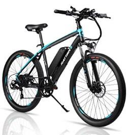 Rattan 26 inch Electric Mountain Bike