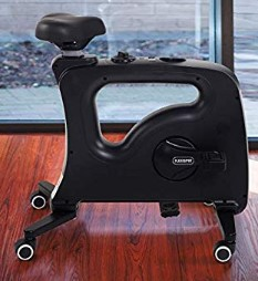 Standing Desk Exercise Bike