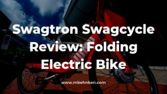 Swagtron Swagcycle Review: Folding Electric Bike