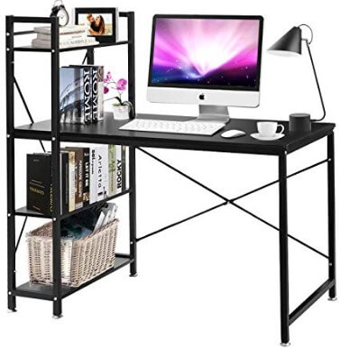 Tangkula 47.5-inches Computer Desk
