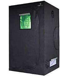 CoolGrows Hydroponics Grow Tent