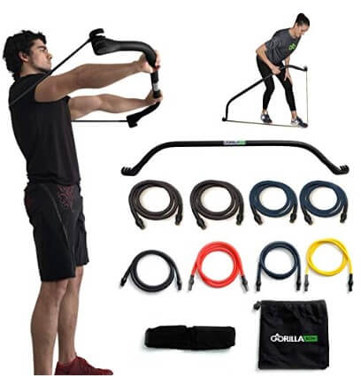 Gorilla Bow Portable Home Gym Review 1