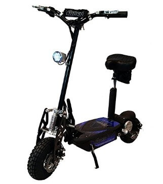 Super Turbo 1000w Off Road Electric Scooter