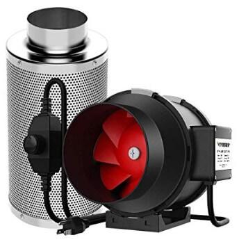 VIVOSUN 6 Inch Inline Duct Fan