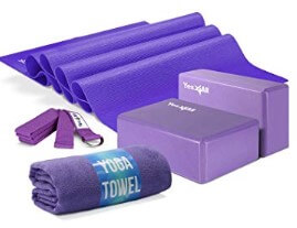 Yes4All Yoga Starter Kit