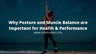 benefits good posture