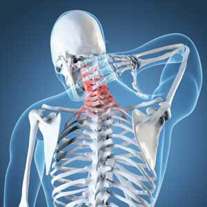 bad posture can cause neck pain