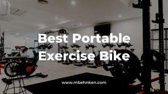 Best Portable Exercise Bike
